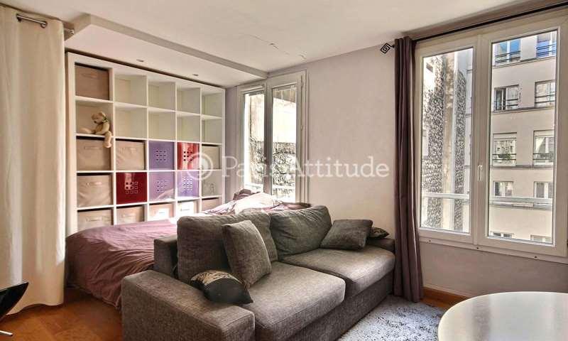Rent Apartment Studio 23m² passage Lemoine, 75002 Paris