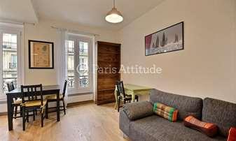 Rent Apartment 1 Bedroom 27m² rue Ordener, 18 Paris