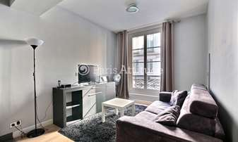 Rent Apartment 1 Bedroom 33m² rue Saint Martin, 3 Paris