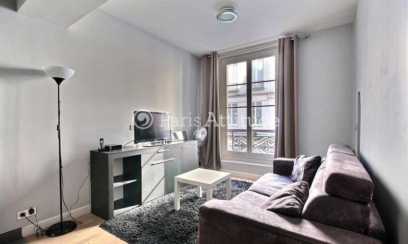 Location Appartement 1 Chambre 33m² rue Saint Martin, 75003 Paris