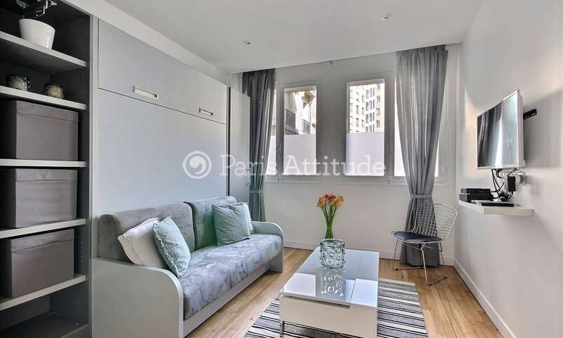 Rent Apartment Studio 19m² square Mozart, 75016 Paris