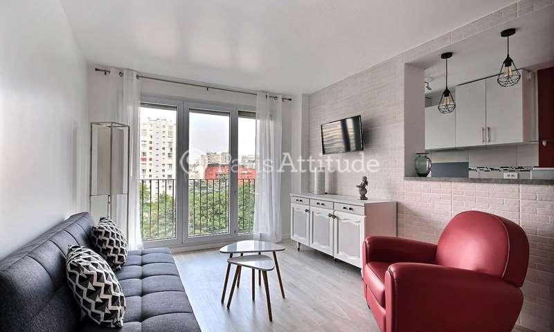 Rent Apartment 1 Bedroom 39m² rue de Charenton, 75012 Paris