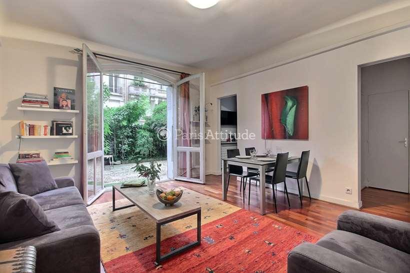 Aluguel Apartamento mobiliado 1 quarto 50m² rue Jean Carries, 75007 Paris