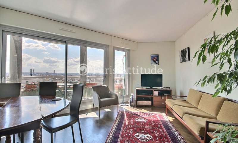 Rent Apartment 1 Bedroom 67m² avenue Simon Bolivar, 19 Paris