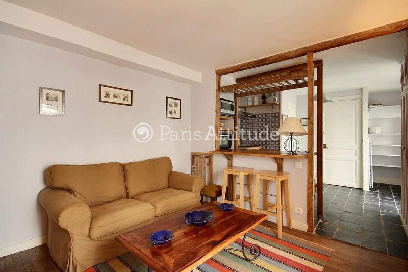 Location Appartement 1 Chambre 34m² rue Saint Guillaume, 75007 Paris