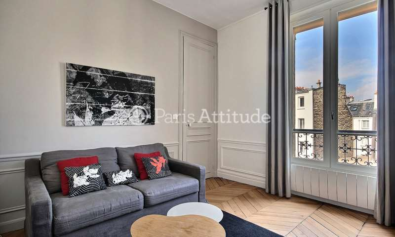 Rent Apartment 1 Bedroom 33m² boulevard Saint Germain, 75005 Paris