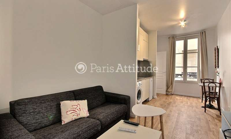 Rent Apartment 1 Bedroom 30m² avenue de Wagram, 75017 Paris