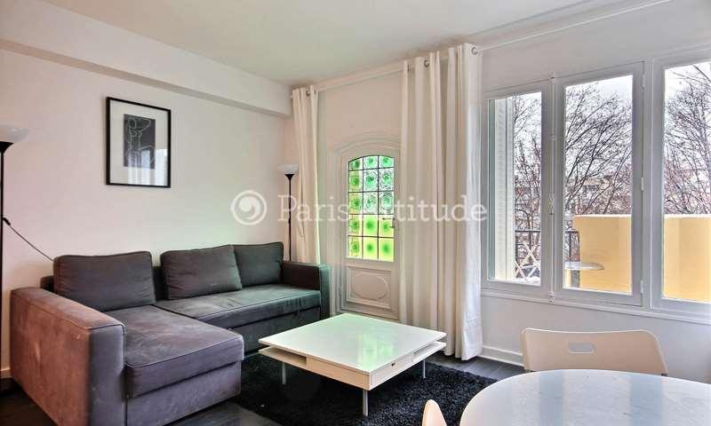 Rent Apartment Studio 22m² boulevard Bineau, 92200 Neuilly sur Seine