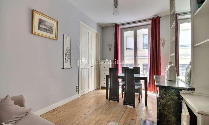 Location Appartement 1 Chambre 45m² rue Surcouf, 75007 Paris