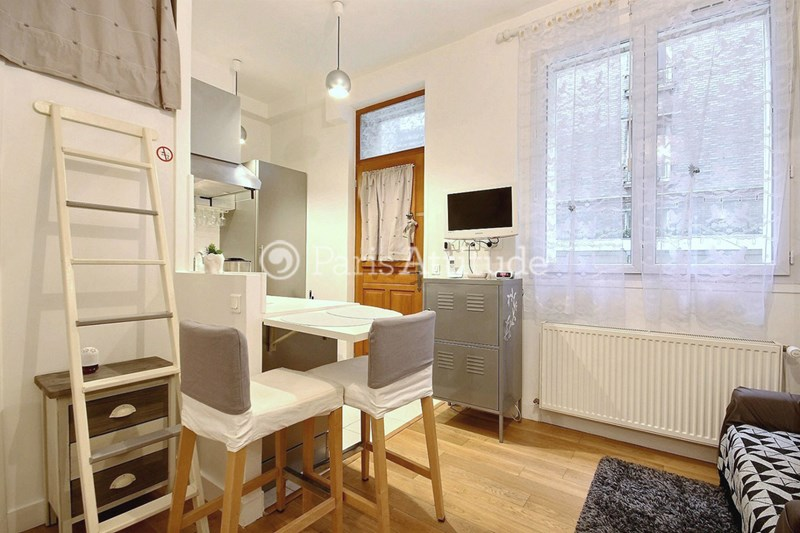 Location Appartement Studio 18m² rue de Picpus, 75012 Paris