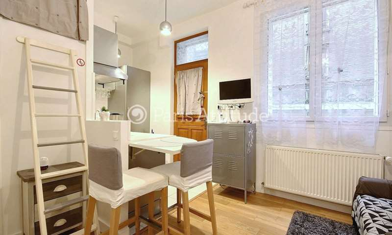 Rent Apartment Studio 18m² rue de Picpus, 12 Paris