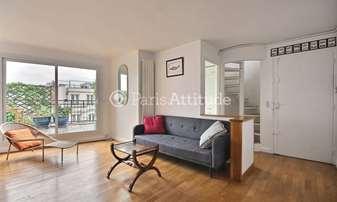 Rent Apartment 2 Bedrooms 80m² rue Legendre, 17 Paris