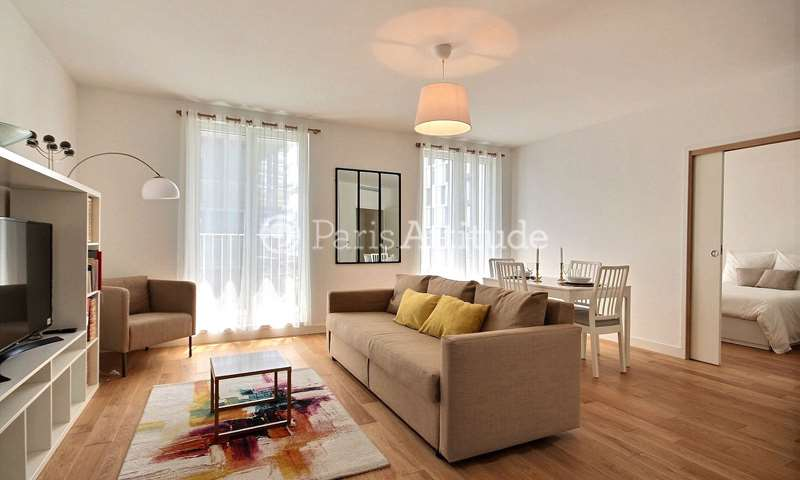 Rent Apartment 1 Bedroom 53m² rue Mstislav Rostropovitch, 17 Paris