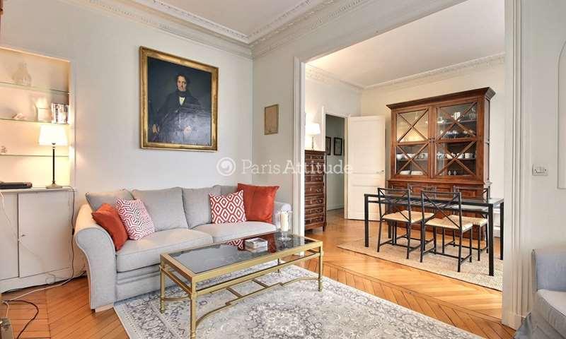 Location Appartement 2 Chambres 89m² avenue Rapp, 7 Paris