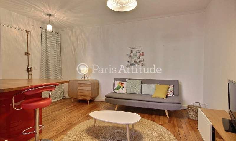 Rent Apartment 1 Bedroom 34m² rue de Valence, 75005 Paris
