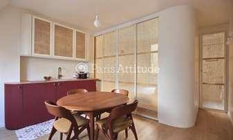 Rent Apartment Studio 20m² boulevard de Clichy, 18 Paris