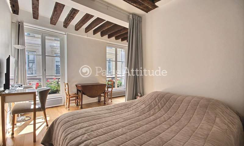 Rent Apartment Alcove Studio 30m² rue Monsieur Le Prince, 75006 Paris