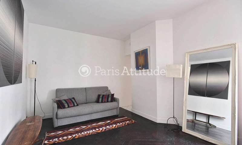 Rent Apartment 1 Bedroom 50m² rue du Bac, 7 Paris