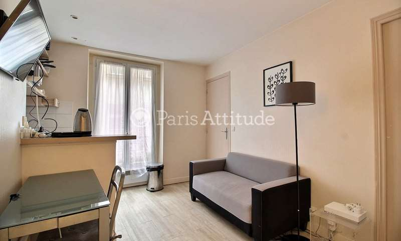 Rent Apartment 1 Bedroom 26m² rue des Gravilliers, 3 Paris