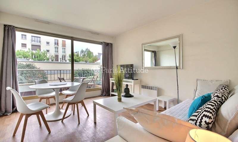 Rent Apartment 1 Bedroom 48m² rue Lantiez, 75017 Paris