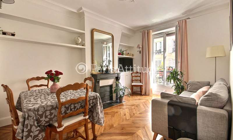 Location Appartement 2 Chambres 50m² rue Lacharriere, 11 Paris