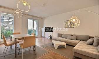 Rent Apartment 2 Bedrooms 65m² Rue Michel de l'Hôpital, 92130 Issy les Moulineaux