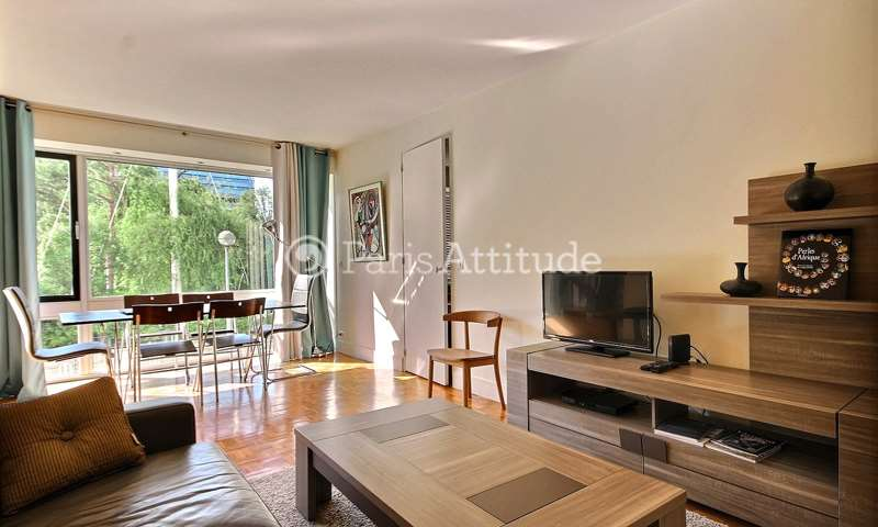 Rent Apartment 2 Bedrooms 73m² rue du Commandant Rene Mouchotte, 14 Paris