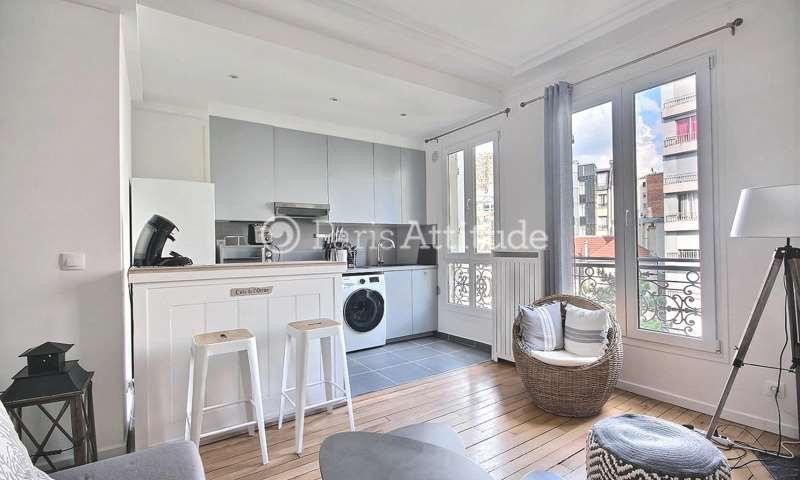 Rent Apartment 2 Bedroom 56m² avenue des Ternes, 75017 Paris