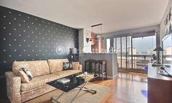 Location Appartement 1 Chambre 47m² rue Orfila, 20 Paris