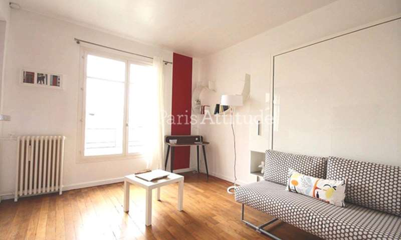 Rent Apartment Studio 27m² Rue du General Cordonnier, 92200 Neuilly sur Seine