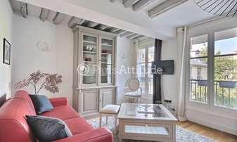 Aluguel Apartamento 1 quarto 38m² rue Marsollier, 2 Paris