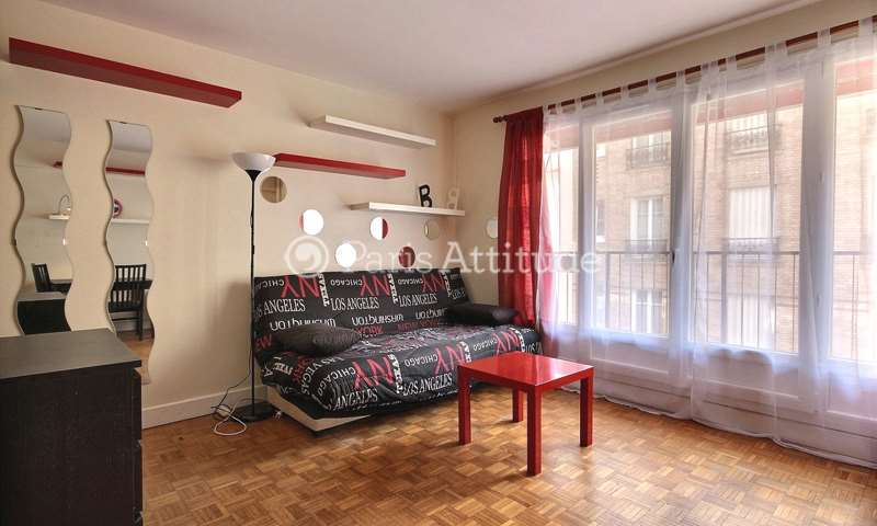 Rent Apartment Studio 24m² rue Halle, 75014 Paris