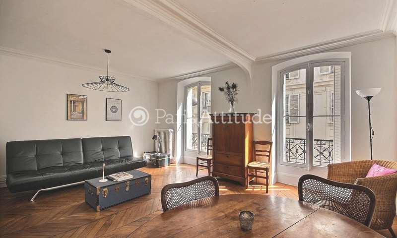 Rent Apartment 1 Bedroom 70m² rue de la Tour d Auvergne, 9 Paris