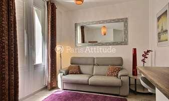 Location Appartement Studio 20m² rue Mazarine, 6 Paris