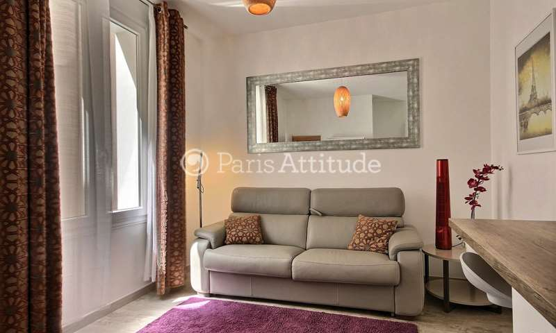 Rent Apartment Studio 20m² rue Mazarine, 6 Paris