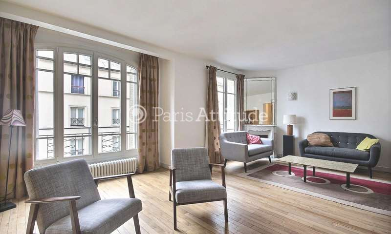 Rent Apartment 3 Bedrooms 135m² rue de Picpus, 12 Paris