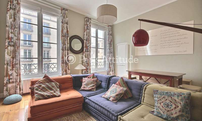 Rent Apartment 1 Bedroom 70m² rue du Bac, 75007 Paris