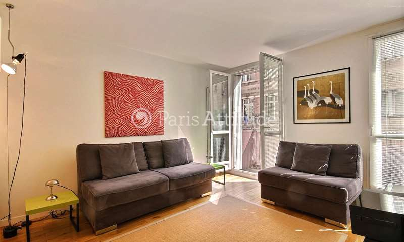Location Appartement Studio 24m² rue Saint Paul, 75004 Paris