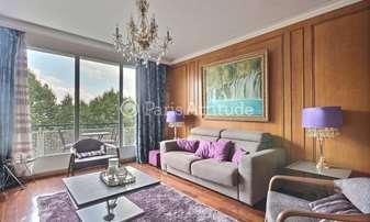 Rent Apartment 2 Bedrooms 80m² quai Louis Bleriot, 16 Paris