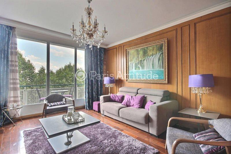 Aluguel Apartamento mobiliado 2 quartos 80m² quai Louis Bleriot, 75016 Paris
