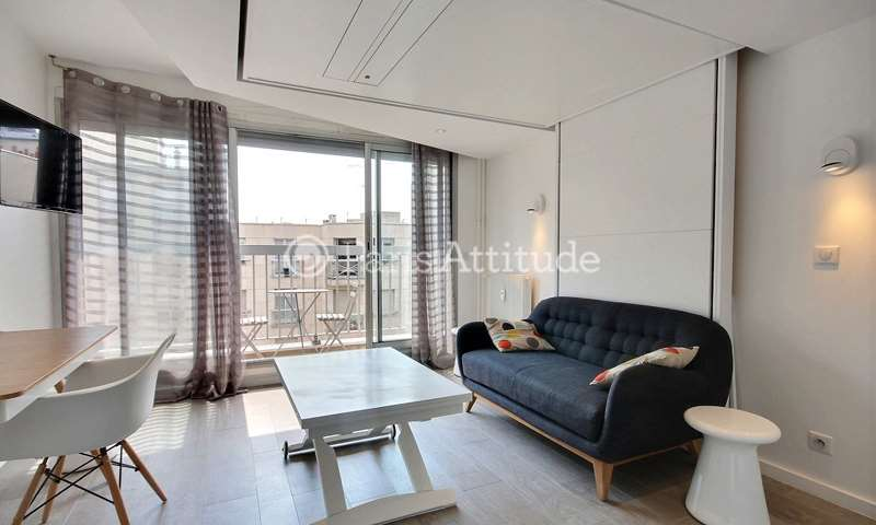 Rent Apartment Studio 23m² rue de l Abbe Groult, 15 Paris