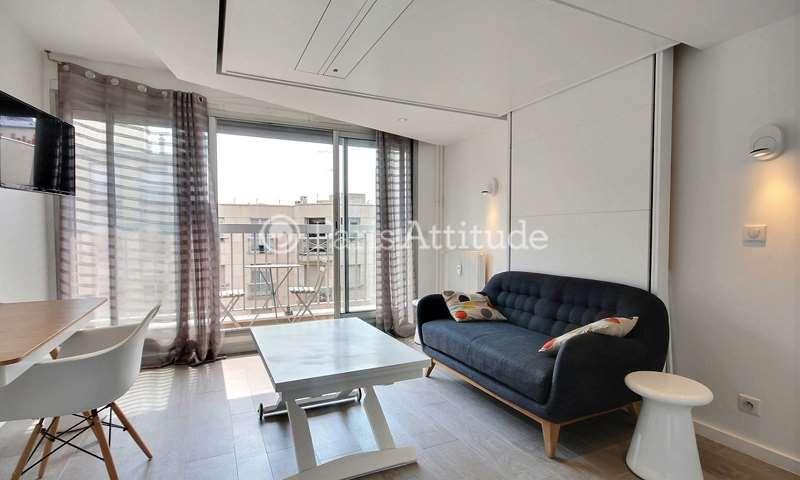 Location Appartement Studio 23m² rue de l Abbe Groult, 15 Paris