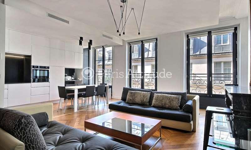 Location Appartement 1 Chambre 65m² rue des Petits Champs, 75002 Paris
