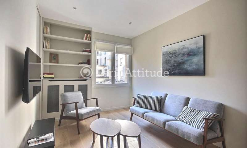 Rent Apartment 1 Bedroom 30m² rue des Fosses Saint Jacques, 75005 Paris