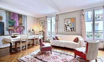 Rent Duplex 1 Bedroom 54m² rue Saint Placide, 6 Paris