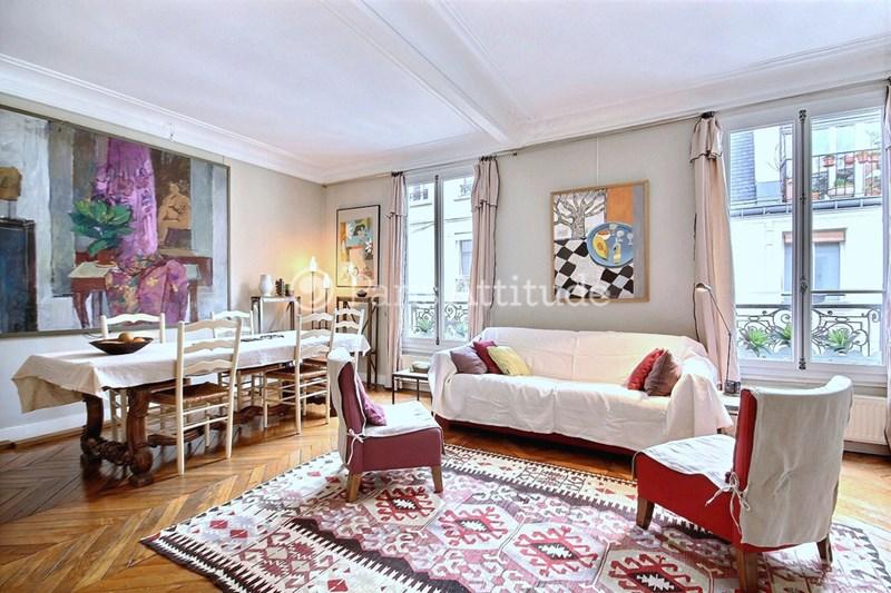 Rent Duplex 1 Bedroom 54m² rue Saint Placide, 75006 Paris