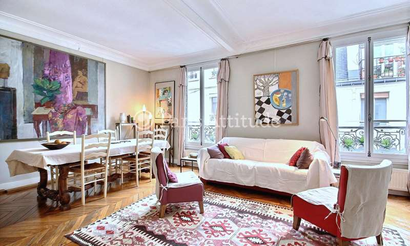 Location Duplex 1 Chambre 54m² rue Saint Placide, 6 Paris