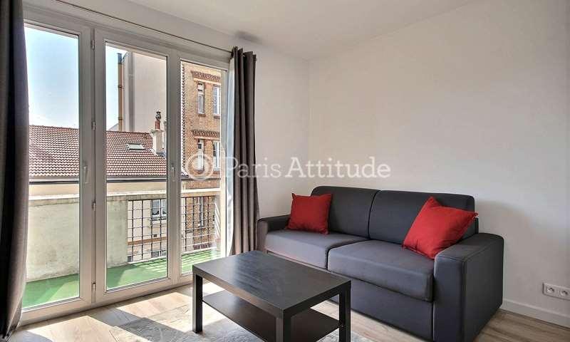 Aluguel Apartamento 1 quarto 37m² rue Jean Bouveri, 92100 Boulogne Billancourt