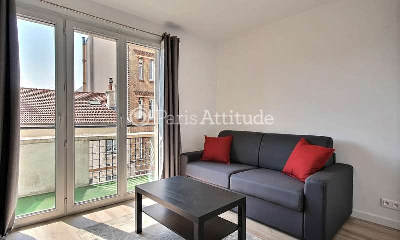 Rent Apartment 1 Bedroom 37m² rue Jean Bouveri, 92100 Boulogne Billancourt