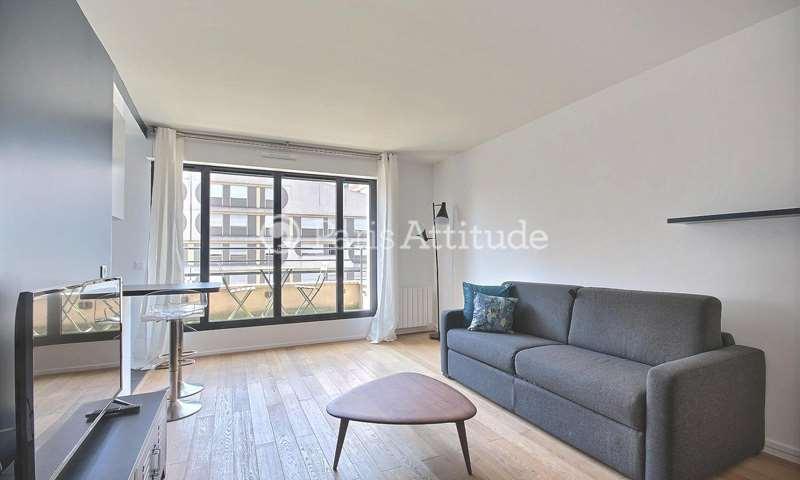 Location Appartement Studio 35m² rue casteja, 92100 Boulogne Billancourt